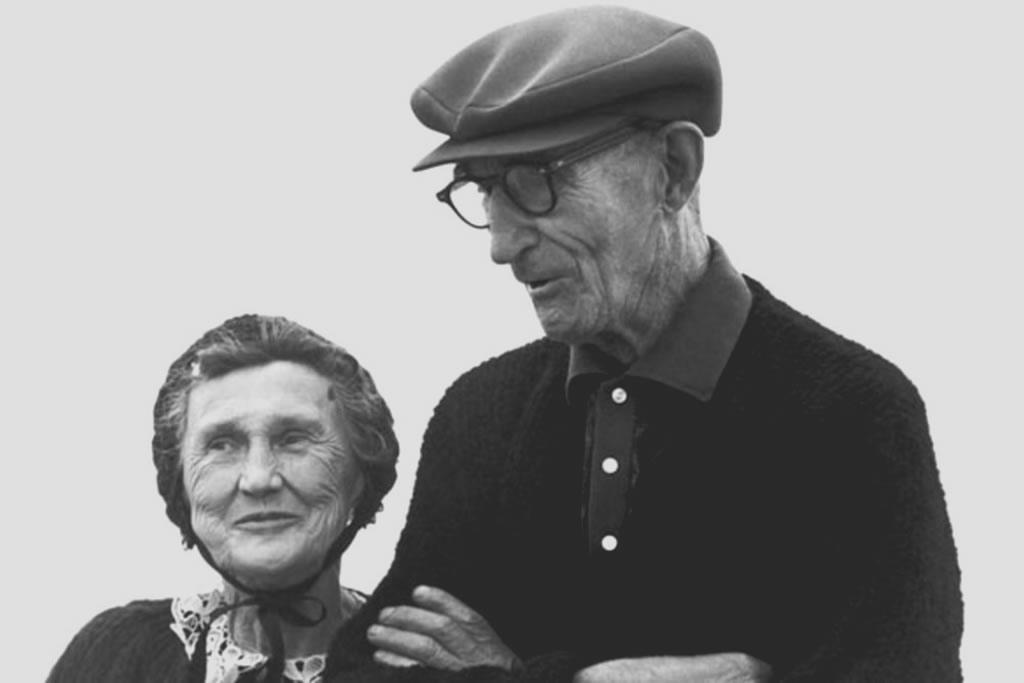 Alexis et Marie Tremblay (Le Règne du jour, Pierre Perrault, 1967)